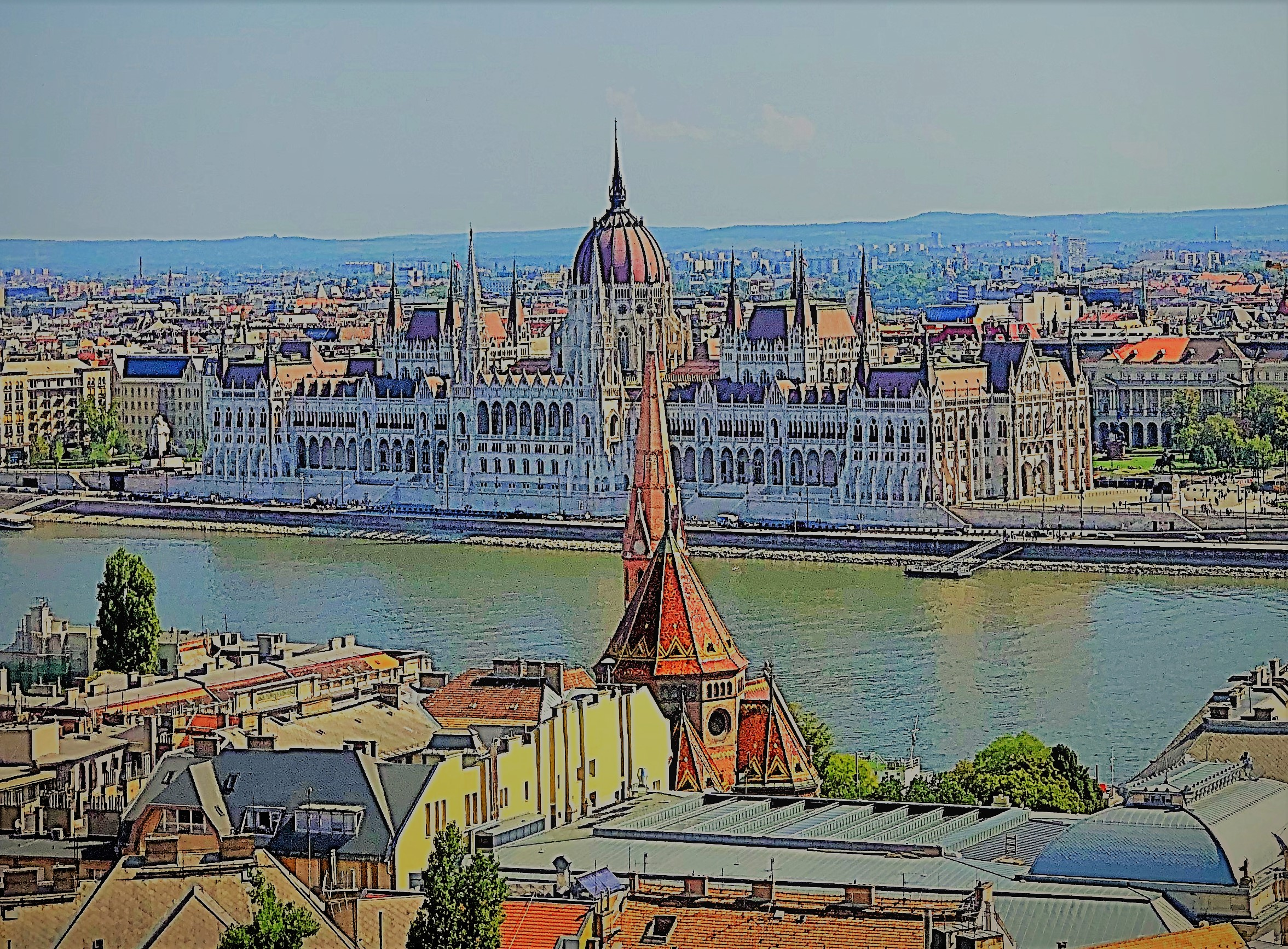 2021 Bucharest to Budapest Danube River Cruise