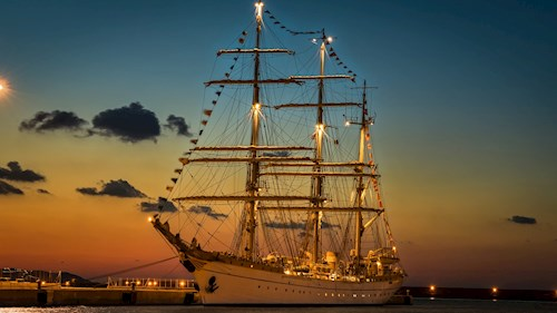 2021 Royal Clipper Panama Canal